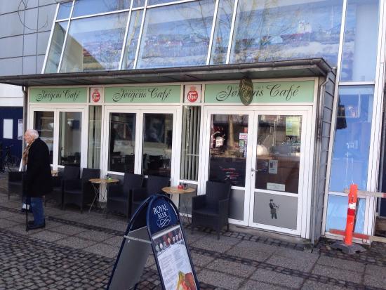 Jørgens Café Slotspladsen, Randers - Billede af Jorgens Cafe, Randers - TripAdvisor