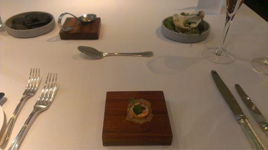 Palmgarden Restaurant: Snack's