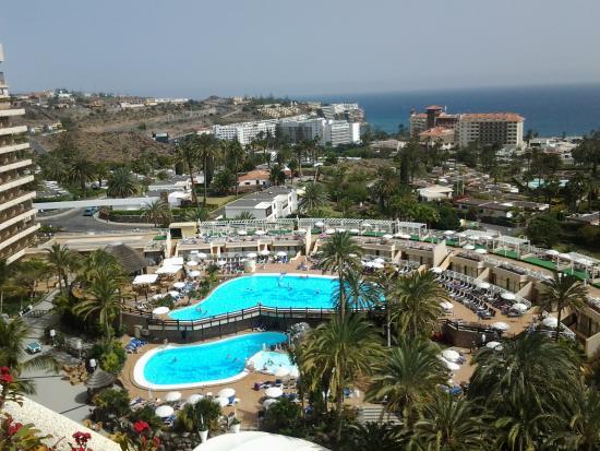 Gloria Palace San Agustín Thalasso & Hotel: room with a gorgeous view