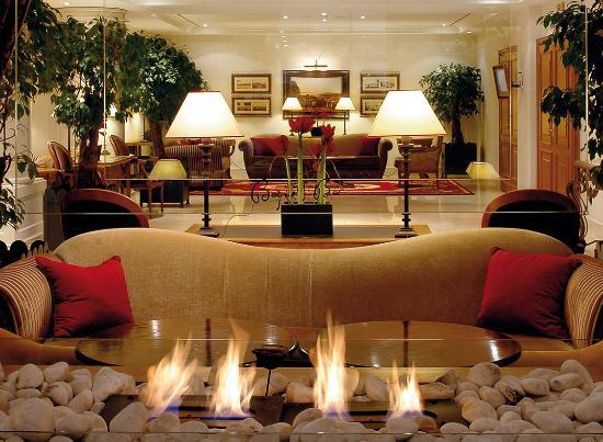 Hotel Royal - Manotel Geneva: Lobby