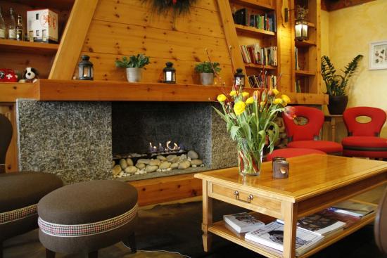 Hotel Edelweiss - Manotel Geneva: Lobby