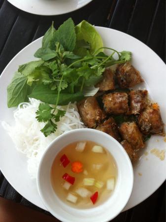 Bun Bo Ganh