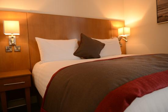 Clanree Hotel: Double room