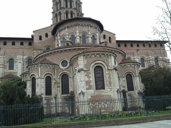 Toulouse Walking Tours: Saint Serrin Catherdral