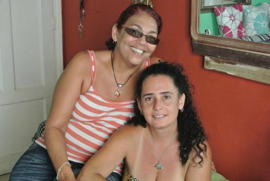 Casa Particular Isel e Ileana Havana: Wonderful and friendly hosts