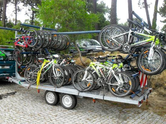 Caminha, Portugal: Bike Tur