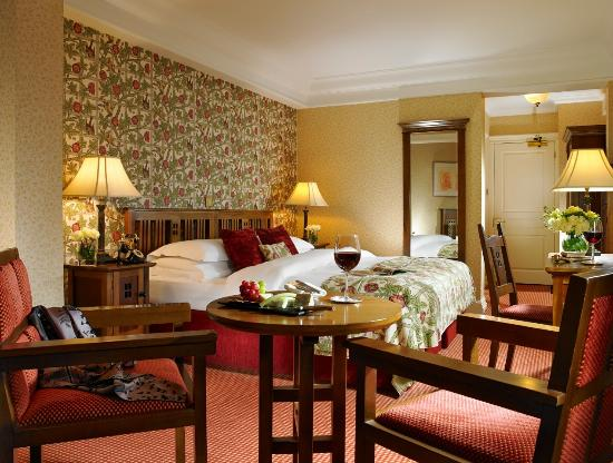 Schoolhouse Hotel: Deluxe King Room
