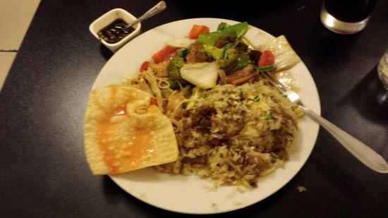 Camana, Peru: Delicious!