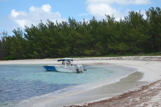 Isla de Gran Ábaco: бухта