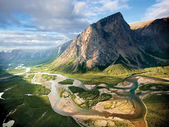 Лабрадор, Канада: Torngat Mountains National Park