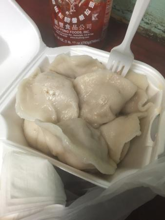 Boiled chicken dumplings picture of prosperity dumpling new prosperity dumpling boiled chicken dumplings ccuart Gallery