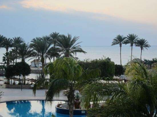 Hurghada Marriott Beach Resort: View from room