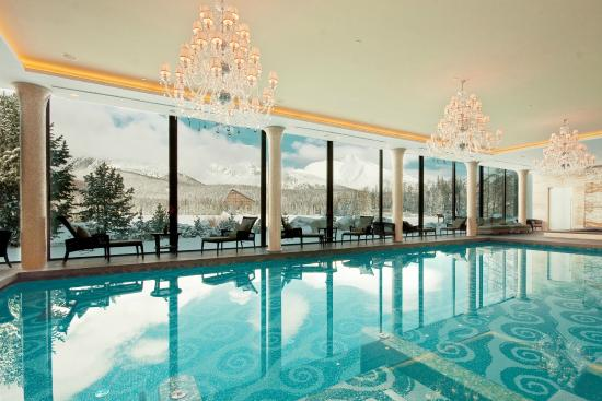 ZION SPA LUXURY Grand Hotel Kempinski High Tatras
