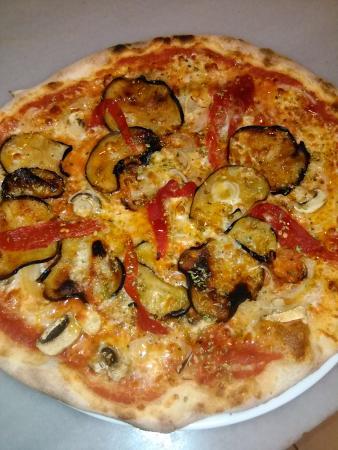 Pedreguer, Espagne : otras pizzas