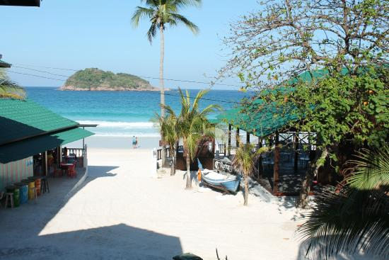 Redang Bay Resort: View from Canteen