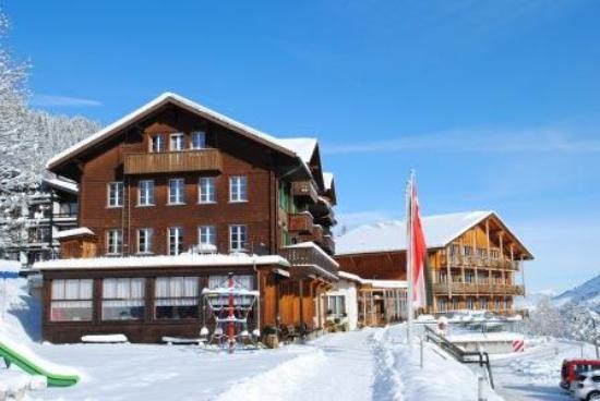 Hotel Hari im Schlegeli: Winter Hotel