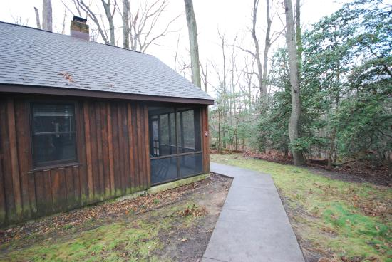 Our Cabin Westmoreland State Park In Virginia