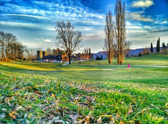 Tenuta Castello - Golf Club Cerrione: Golf Club Cerrione