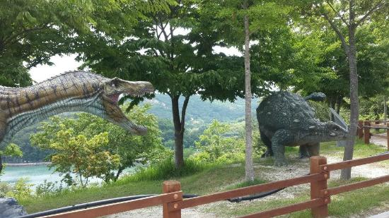 Goseong-gun (Gangwon) South Korea  city photos gallery : park Picture of Goseong Dinosaur Museum, Goseong gun TripAdvisor