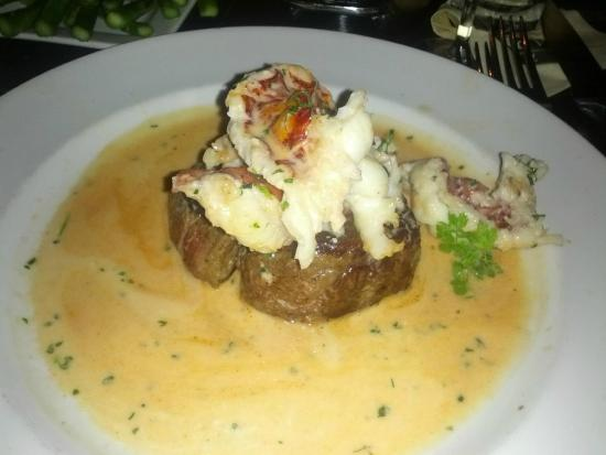 The Capital Grille: BEST STEAK EVER