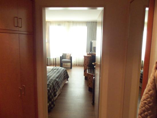 Hotel Europäischer Hof: Entrada a la habitación