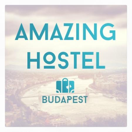 Amazing Hostel : Logo