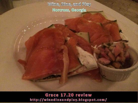 Grace 1720: Salmon