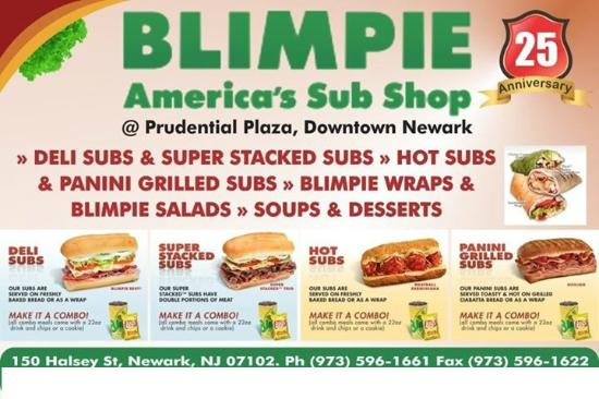 Blimpie America's Sub Shop