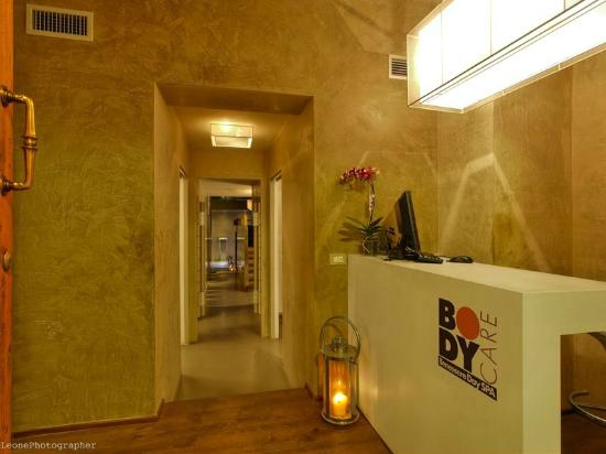 Ingresso SPA Body Care Firenze