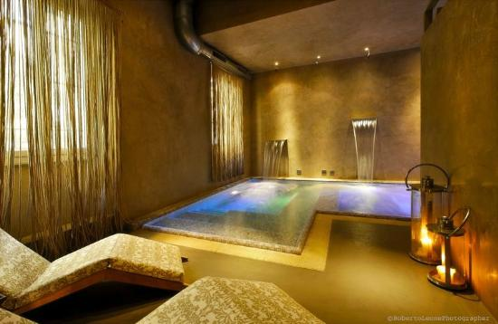 Piscina e Zona Relax - SPA Body Care Firenze