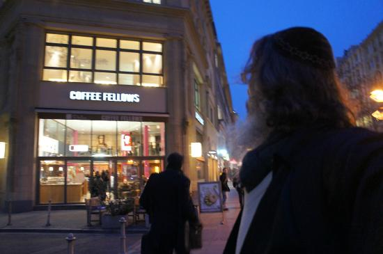 Coffee Fellows: Street view