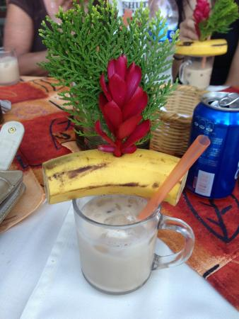 Victor's Place Cafe Tacuba: Yummy! Kahlua, creme, and baileys