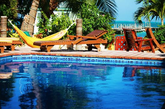 Seaside Cabanas : Great Pool
