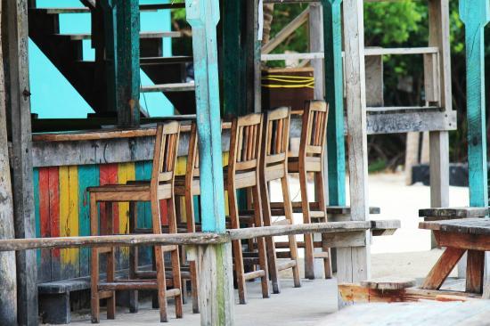 Seaside Cabanas: The Split