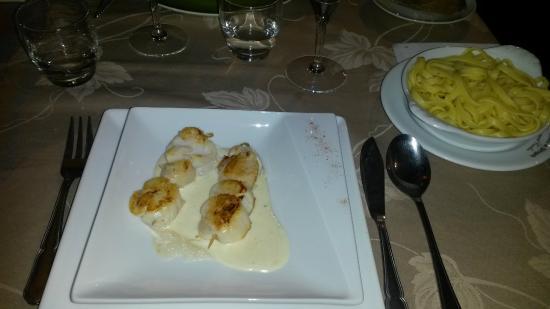 Hotel Le Coulier: Restaurant