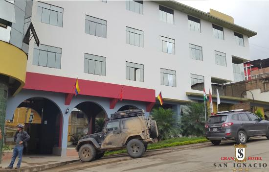 Gran Hotel San Ignacio: GHSI: Front View