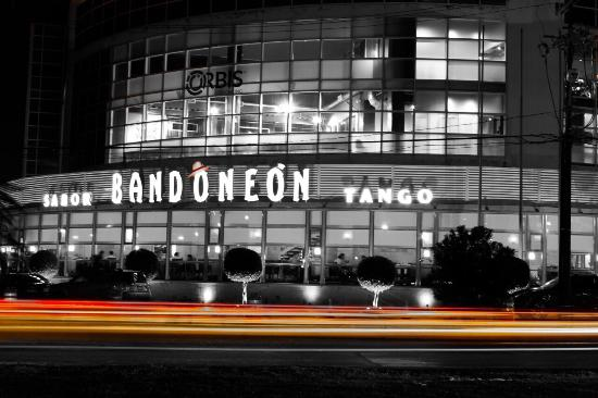 Bandoneon Cancun