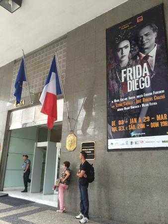 Maison de France Theater