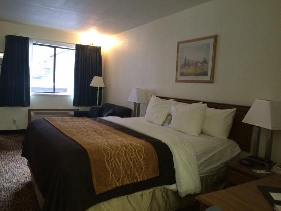Comfort Inn: Beautiful views