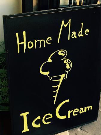 Ice cRome: Home Made Ice Cream