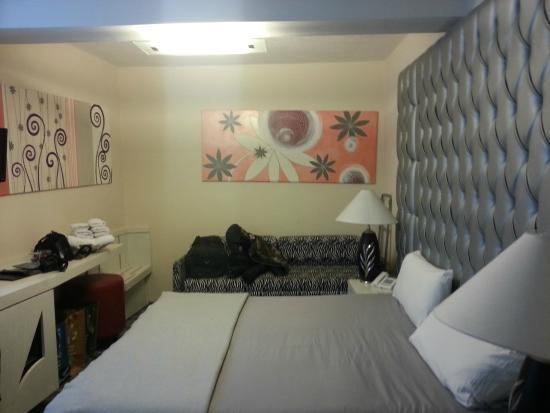 Atelier Hotel: la nostra camera