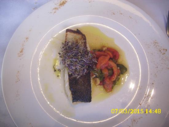 L'Onaindia Restaurant: Bacalao exquisitro.