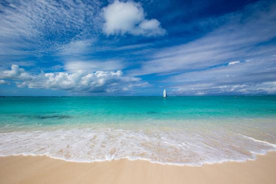 The Somerset on Grace Bay: Grace Bay beach