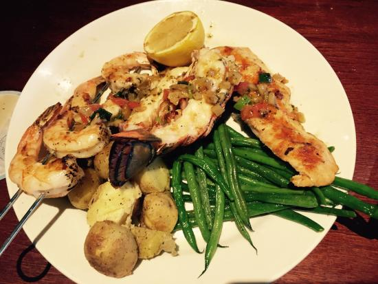 Red Lobster Salt Lake City Menu Prices Restaurant