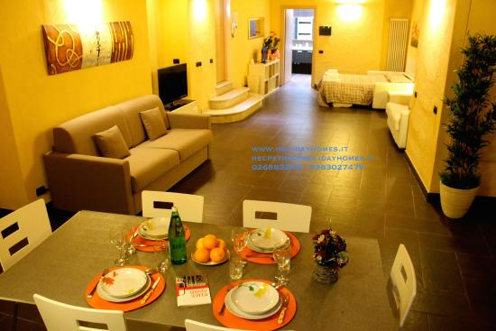 Holiday Homes Residence Appartamenti Milano: Aparthotel Milan