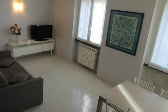 Holiday Homes Residence Appartamenti Milano: Living room