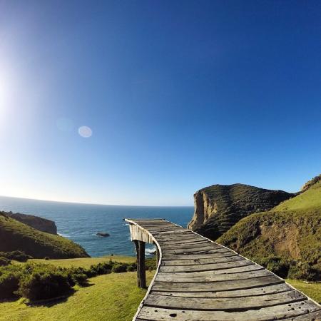 Isla Chiloe, Chile: Muelle de las almas