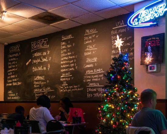 Kokopelli Cafe : Extensive Holiday Beer List