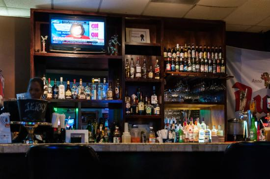 Kokopelli Cafe : Well Stocked Bar