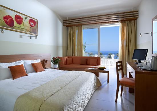 Bali Beach Hotel & Village: Bali Beach room sample